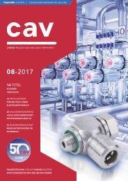 cav - Prozesstechnik für die Chemieindustrie 08.2017