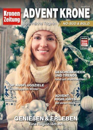 Advent Krone NÖ Süd & Burgenland 2018-11-29