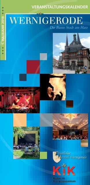Veranstaltungskalender 1. Halbjahr 2019