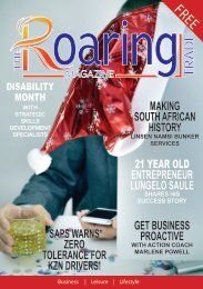 The roaring trade mag 4