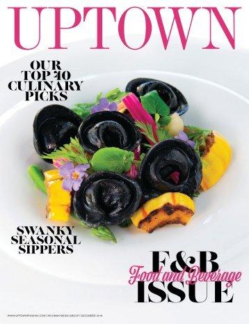 Uptown Magazine December 2018