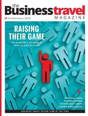 The Business Travel Magazine December/January 2018/19