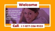 How Do I Fix My Yahoo Mail Account Number 1877-503-0107
