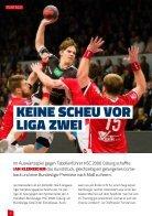 Hallenheft   Handball Sport Verein Hamburg vs. VfL Lübeck-Schwartau - Seite 4