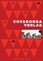 Covadonga Verlag - Die neuen Bücher-   Fruehjahr 2019