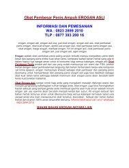 Vienlie Shop Sleman Jual Blue Wizard Asli Toko Obat Yogyakarta 0822.4265.7107
