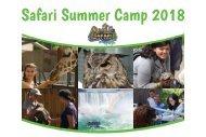 Safari Camp 2018