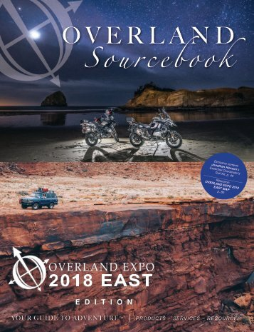 Overland Sourcebook 2018 EAST