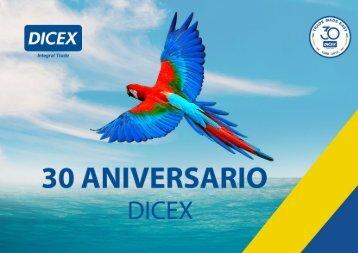 ALBUM DICEX 30