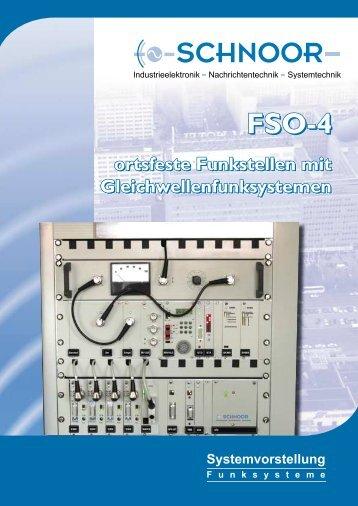 Die ortsfeste Funkstelle FSO-4
