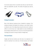 When and Where You Should Not Use Extension Cords - Page 2