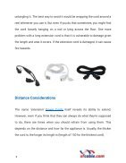 When and Where You Should Not Use Extension Cords - Page 3
