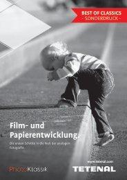 Film- und Papierentwicklung