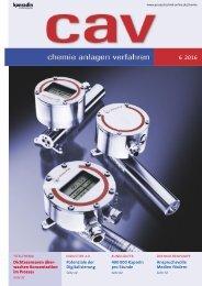 cav chemie anlagen verfahren 06.2016
