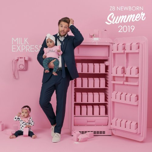 Z8 Newborn magazine Summer 2019