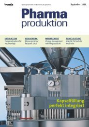 Pharmaproduktion 03.2016