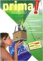 prima! Magazin - Ausgabe Juni 2007