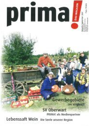 prima! Magazin - Ausgabe September 2007