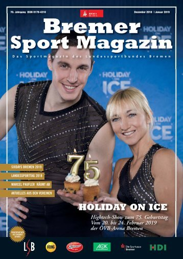BREMER SPORT Magazin | Dezember 18 - Januar 19
