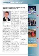 BREMER SPORT Magazin | Dezember 18 - Januar 19 - Page 3