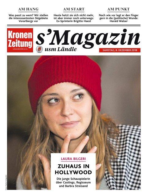s'Magazin usm Ländle, 8. Dezember 2018