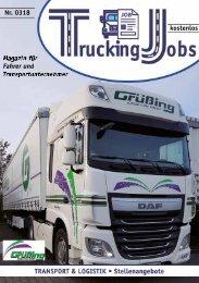 Trucking Jobs 0318