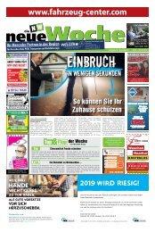 Neue Woche | Ausgabe 27
