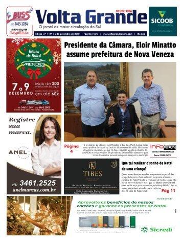 Jornal Volta Grande | Edição 1144 Forq/Veneza