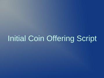 ICO Script