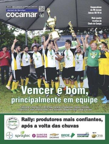 Jornal Cocamar Dezembro 2016