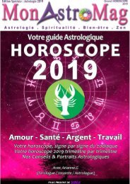 CANCER - Grand Horoscope 2019