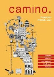 Camino Programm Frühjahr 2019