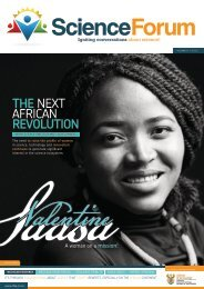 Science Forum Magazine - Vol 1 Issue 1