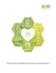 Green Tech Cluster Jahresbericht 2018