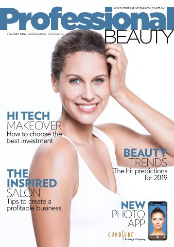 Professional Beauty November/December 2018