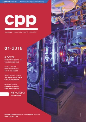 cpp - Process technology for the chemical industry 01.2018