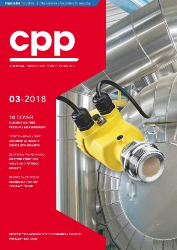 cpp - Process technology for the chemical industry 03.2018