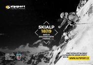 Alpsport skialp 2018/19