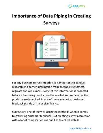 Importance of Data Piping in Creating Surveys (1)
