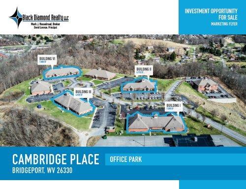 Cambridge Place Marketing Flyer [Four Buildings]