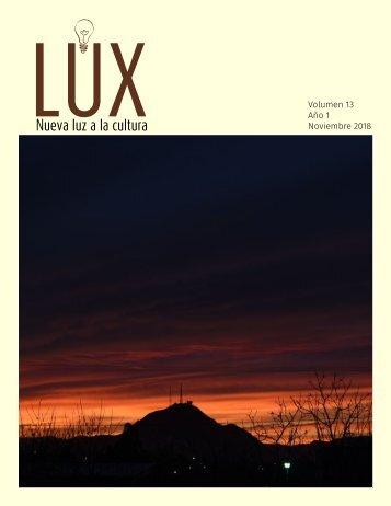 Lux Noviembre 2018