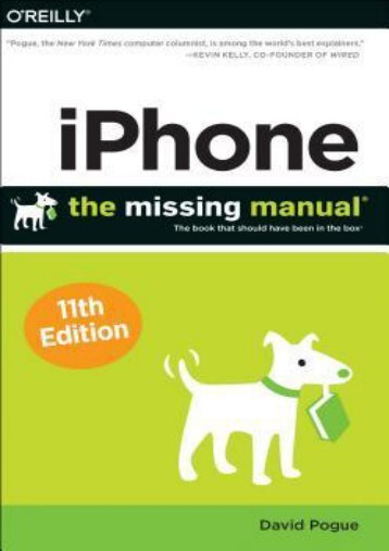 Iphone-The-Missing-Manual-