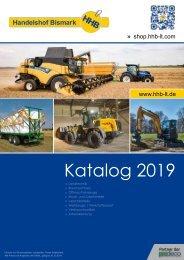 HHB Katalog 2019