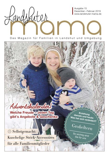 Landshuter Mama Ausgabe 15