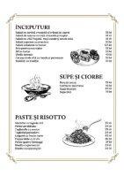 Conacul Casa Timis - Meniu Gastronomie - Page 2