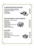 Conacul Casa Timis - Meniu Gastronomie - Page 5