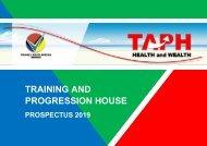TAPH Prospectus 2019