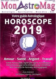 GEMEAUX- Grand Horoscope 2019