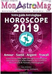 POISSON - Grand Horoscope 2019