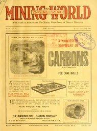 Mining and Engineering World 1916, Volume 44 No.24